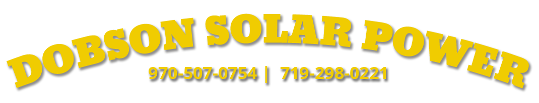 Dobson Solar Power Logo