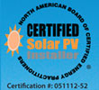 certified solar panel installer colorado